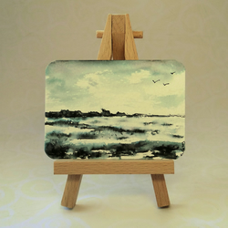 Sea view ACEO