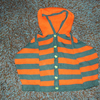 Child's Stripey Hoodie an any colour you like
