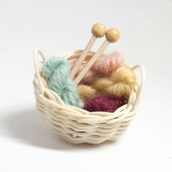 The Knitter's Stash Brooch