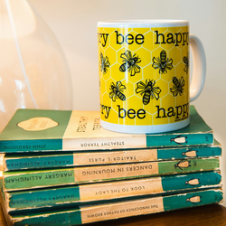 Don't Worry Bee Happy Mug
