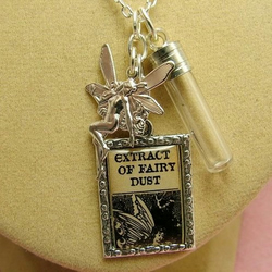 Extract of Fairy Dust Necklace: Sideshow Series