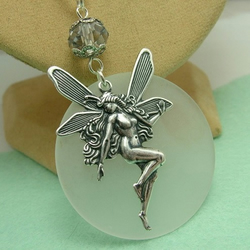 Moon Fairy Necklace