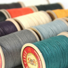Fil Au Chinois Lin Cable No. 332, Coloured French Linen Thread, Leather Working