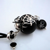 Charlottes Web Necklace