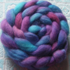 """Box of Illusions"" 120g MHE Corriedale Spinning Fibre"