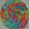 """Colour Riot!"" MHE Shropshire Lambswool Spinning Fibre 120g"