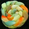 """Colours Of The Wind"" Falkland Spinning Fibre 105g"