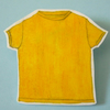 RESERVED FOR LAURA. WASHING ACCIDENTS- SUNNY T.SHIRT BROOCH