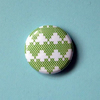 Badge Green FREE SHIPPING!