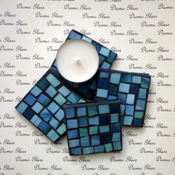 Dinky Tea Light Coasters