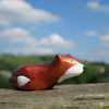 Fox - Clay Miniature
