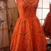 1950's Beaded Lace Dress