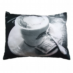 Cappuccino Cushion