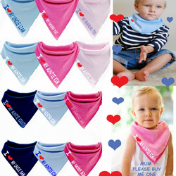 Dribble bib  One size only.