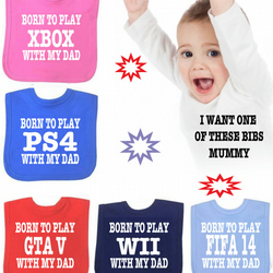 BIB  XBOX OR ANY OTHER CONSOLE OR GAME