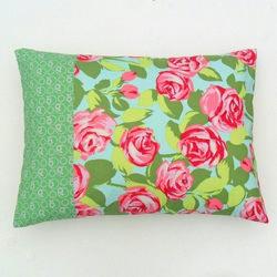 Floral Rose Cushion