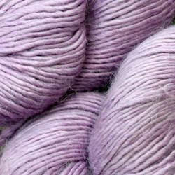 'Grape Crush' - Alpaca, Merino & Silk DK Yarn 100g