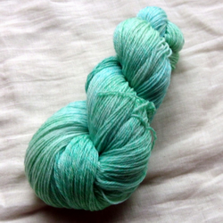 SALE 'Shallows' - Merino Tweed Sock Yarn 100g