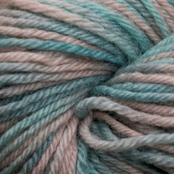 'Sea Breeze' - BFL DK Hand Dyed Yarn 100g