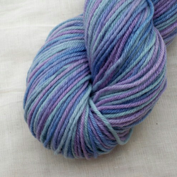 'Dilly Dilly' - Merino DK Hand Dyed Yarn 90g