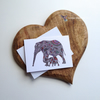 'Elephants' card