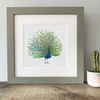 'Splendour' Framed Print