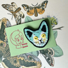 Retro CAT Brooch - Christmas Stocking filler