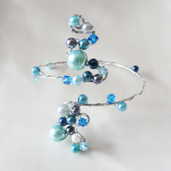 Blue Berries Bracelet