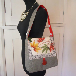 Vintage 50s  - Groovy Shoulder Bag