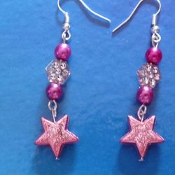 """Erin"" Romance Earrings"