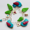 Children's Bird Bracelet