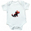 Baby Scottie Dog Baby gro