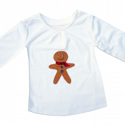 Gingerbread Man Christmas T-Shirt