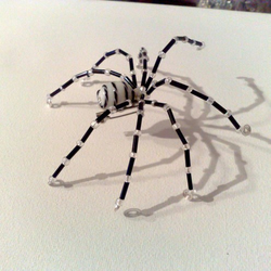 Spectacular Spider Brooch