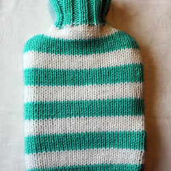 Small Hot water Bottle Cover