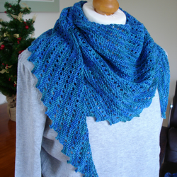 Lacy Dragon Scarf