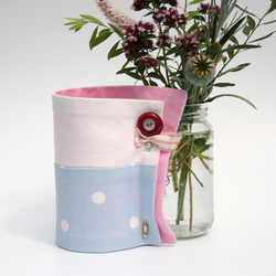 jam jar/tin can wrap