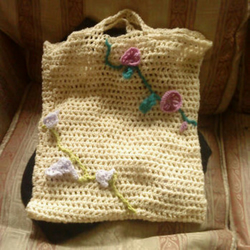Floral Eco Shopper