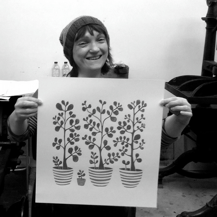 Kerry Day - Printmaker
