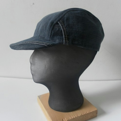 Unisex Recycled denim Cap