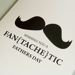 FanTASCHEtic Dad - Fathers Day Card