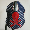 Pirate spotty bib