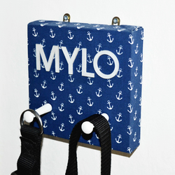 MR MYLO personalised pet hook for dog leads