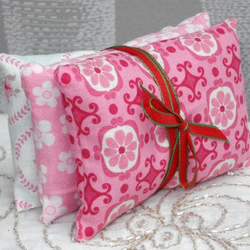 Mini Lavender Sleep Pillows - Set of 3