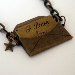 Secret Love Necklace