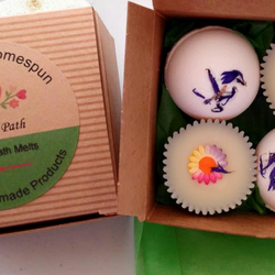 Bath Melt Gift Box - Garden Path