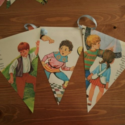 Jack Paper Bunting