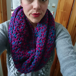 Crochet Snood made to order