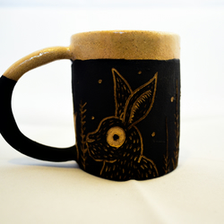 Hare Coffee Can