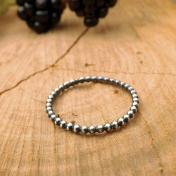 Blackberry Stacking Ring